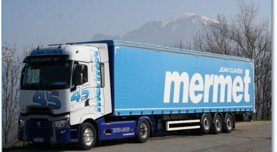 MG a accompagné la cession du transporteur JEAN CLAUDE MERMET