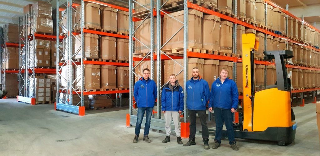stockage logistique