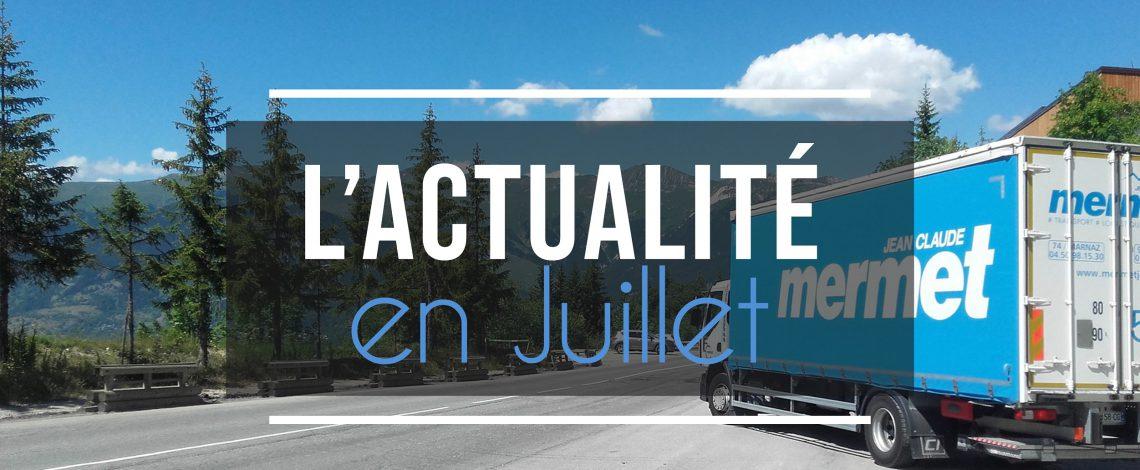 Les nouvelles de Juillet | Ouverture d'une nouvelle agence Jean-Claude Mermet à Colmar! 🚛