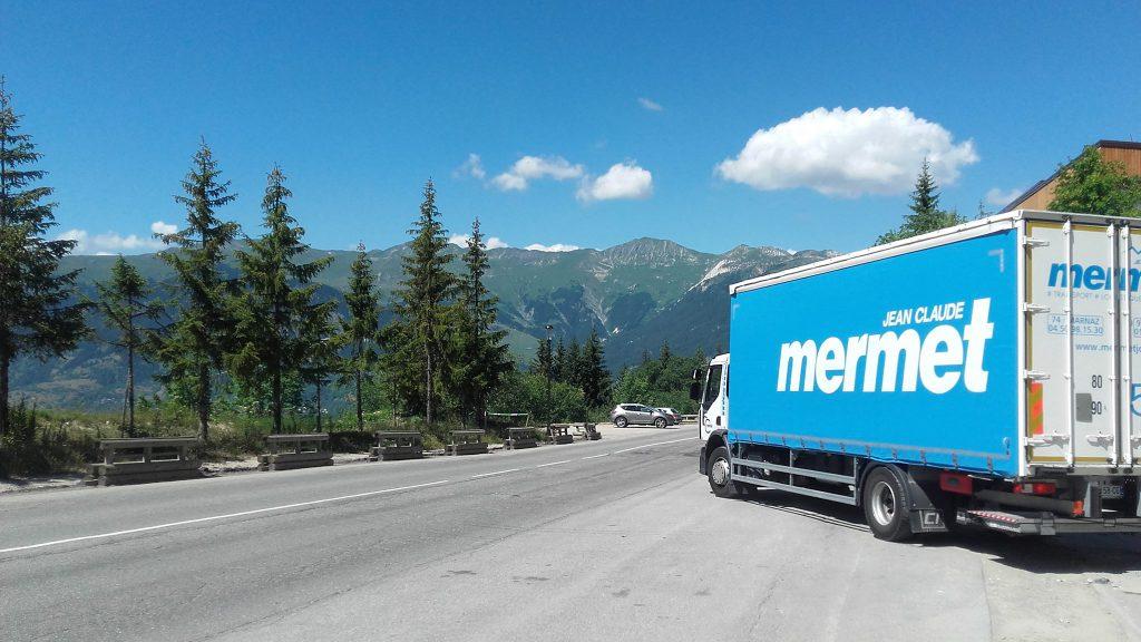 messagerie transport