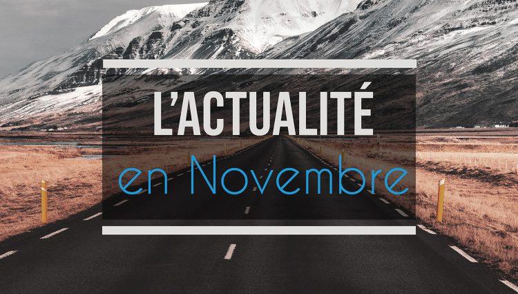 Les nouvelles du mois de Novembre | Quoi de neuf chez Mermet Transports ? 👀🚛